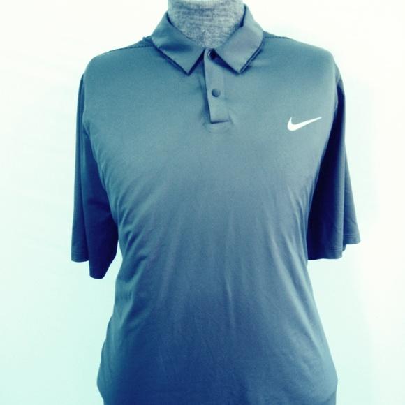 faf690441 Nike Tiger Woods Collection Dri Fit Golf Shirt XL.  M 5c1968a734a4ef4071549c68